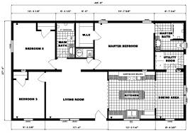 house floor plans ranch ranch house plans 28x 48 28 x 48 approx 1312 sq ft 3 bedrooms 2