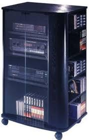 Audio Cabinets With Glass Doors Audio Furniture With Glass Doors Elite El 694 Audio And