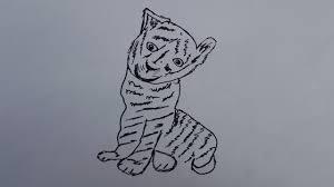 draw tiger baby draw baby tigger winnie pooh