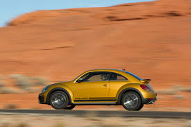 The 2016 Volkswagen Beetle Dune Is A Four Wheeled Beach Party