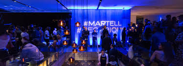 martell inaugurates its inspirational series of events h o m e