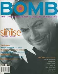 yayoi kusama bomb magazine