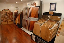 hardwood flooring showroom in ta displays large selection