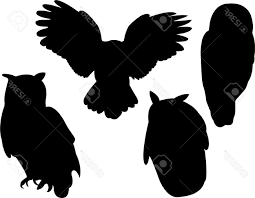 martini shaker silhouette hd owl silhouette vector design free vector art images