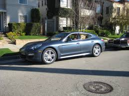 blue porsche panamera porsche panamera in yachting blue with luxor leather 10 madwhips