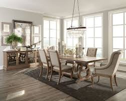 Formal Dining Room Chairs Coaster Glen Cove Formal Dining Room Set In Barley Brown