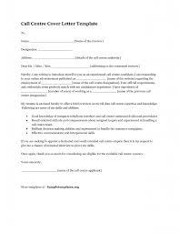 Customer Service Representative Skills Resume Cover Letter For Customer Service Call Center Choice Image Cover