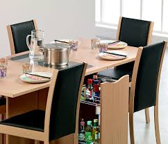 Space Saving Dining Table Space Saver Dining Set To Create Accessible Dining Space Homesfeed
