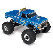 bigfoot monster trucks traxxas 1 10 bigfoot 1 original monster truck rtr towerhobbies com