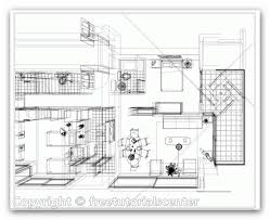 home design cad 4 bed room house design magnificent autocad for home design home