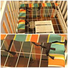 Crib Bed Skirt Diy The Easiest Diy Crib Skirt Diy Crib Crib Skirts And Crib