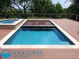 wood deck pool cover ambershop co