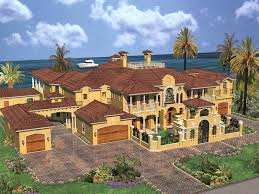 luxury mediterranean home plans cedar palm luxury florida home plan 106s 0069 house plans and more