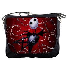 messenger bag the nightmare before messenger sling bag