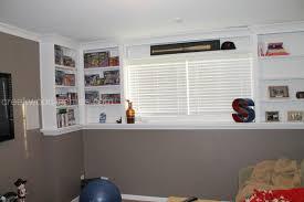 Split Level Basement Ideas - built ins