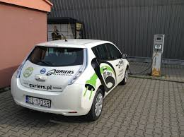 nissan leaf battery degradation ev charging in wroclaw poland seriously and why i love the