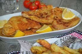 cuisine viennoise la wiener schnitzel ou escalope viennoise le de c est