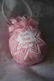 christmas ornaments for baby baby s christmas ornament ideas family net guide
