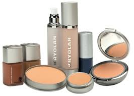foundation kryolan professional make up
