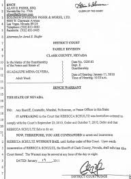 Bench Warrant Procedures Nevada Jared Shafer And Wells Fargo Bank Sued For Rico U2013 Aaapg