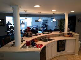 Basement Kitchen Designs Building A Kitchen In Your Connecticut Basement Home U2013 Basement
