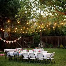Hanging Tree Lights by 24 Sockets 50ft Outdoor Light String Torchstar