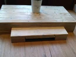 Diy Storage Coffee Table by Reclaimed Wood And Storage Coffee Table Diy Reclaimed Wood