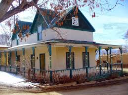 architectural guide to taos