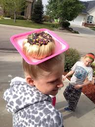 30 ideas for crazy hair day at stay at home mum