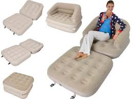 Inflatable Sofa Bed Mattress by 5in1 Inflatable