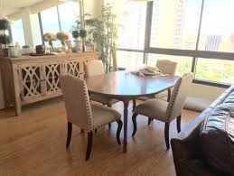 no dining room rug under dining room table or not choose a rug under dining table