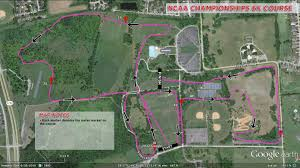 Virginia Tech Parking Map by Goldengrizzlies Com Cross Country Competes At Greater