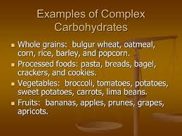 carbohydrates sugar starch and fiber carbohydrates in foods