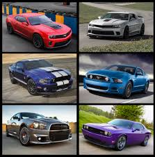 American Muscle Cars - 2014 muscle cars the best before they u0027re available popular