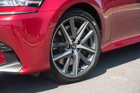 lexus gs 350 wheel lock key location 2017 lexus gs 350 f sport first test review
