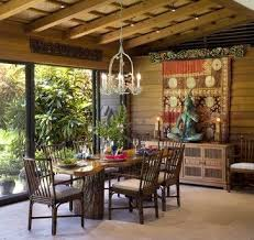 Tropical Dining Room Furniture 19 Best Tropical Decor Images On Pinterest Gardens Outdoor