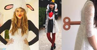 Halloween Costumes Cheap 41 Super Creative Diy Halloween Costumes Teens Diy Projects