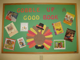 64 best library displays fall images on library ideas