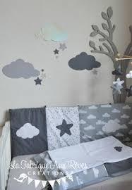 décoration chambre bébé fille et gris stickers décoration chambre enfant fille bébé garçon lune et