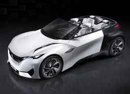 peugeot luxury car peugeot fractal concept cars diseno art