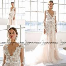 marchesa wedding dresses discount marchesa bridal 2017 sleeve wedding dresses