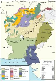 Cultural Regions Of The United States Map afghanistan and pakistan ethnic groups national geographic society