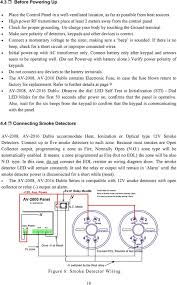 emejing 4 wire smoke detector wiring diagram ideas images for at