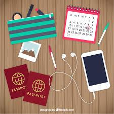 travel planning images Travel planning elements vector free download jpg