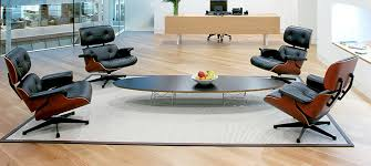 eames chair side table eames lounge chair wk works