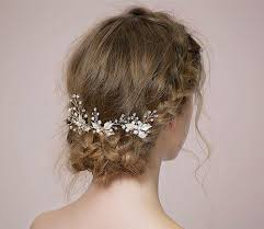 pearl hair accessories fresh water pearl wedding hair accessories bridal hair pins