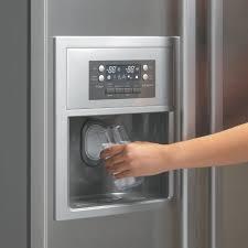 Samsung Counter Depth Refrigerator Side By Side by Bosch B20cs80sns 20 0 Cu Ft Counter Depth Side By Side