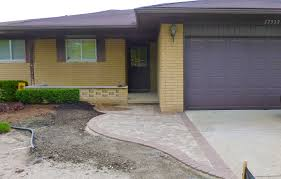 brick paver walkway design u0026 installation colorscape