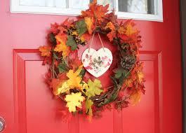 autumn wreath diy autumn wreath with paw prints the diy dog