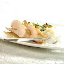 cuisiner le blanc de poulet recette blanc de poulet sauce chignons 750g